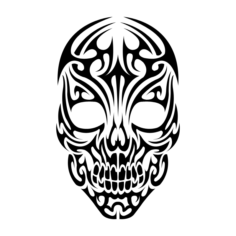 800x800 Skull Clipart, Suggestions For Skull Clipart, Download Skull Clipart