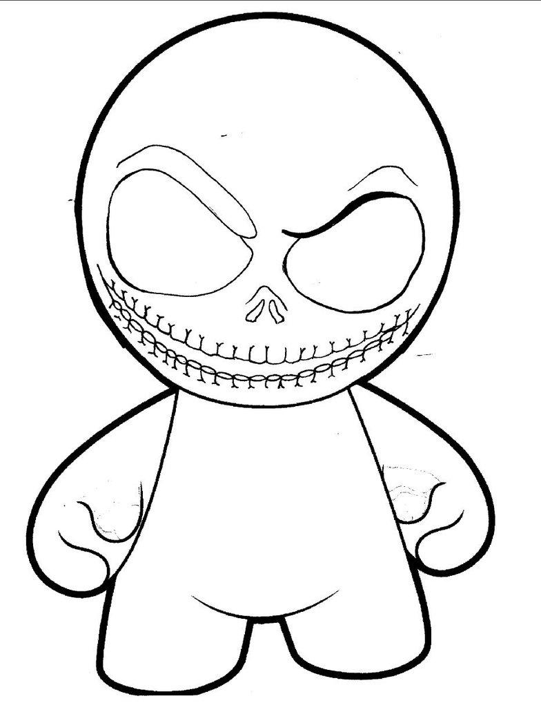 784x1018 Munny Skull By Mexdraftsman