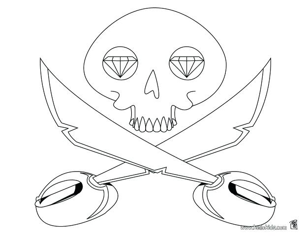 620x480 Pirate Coloring Skull And Crossbones Coloring Page Pirate Queens