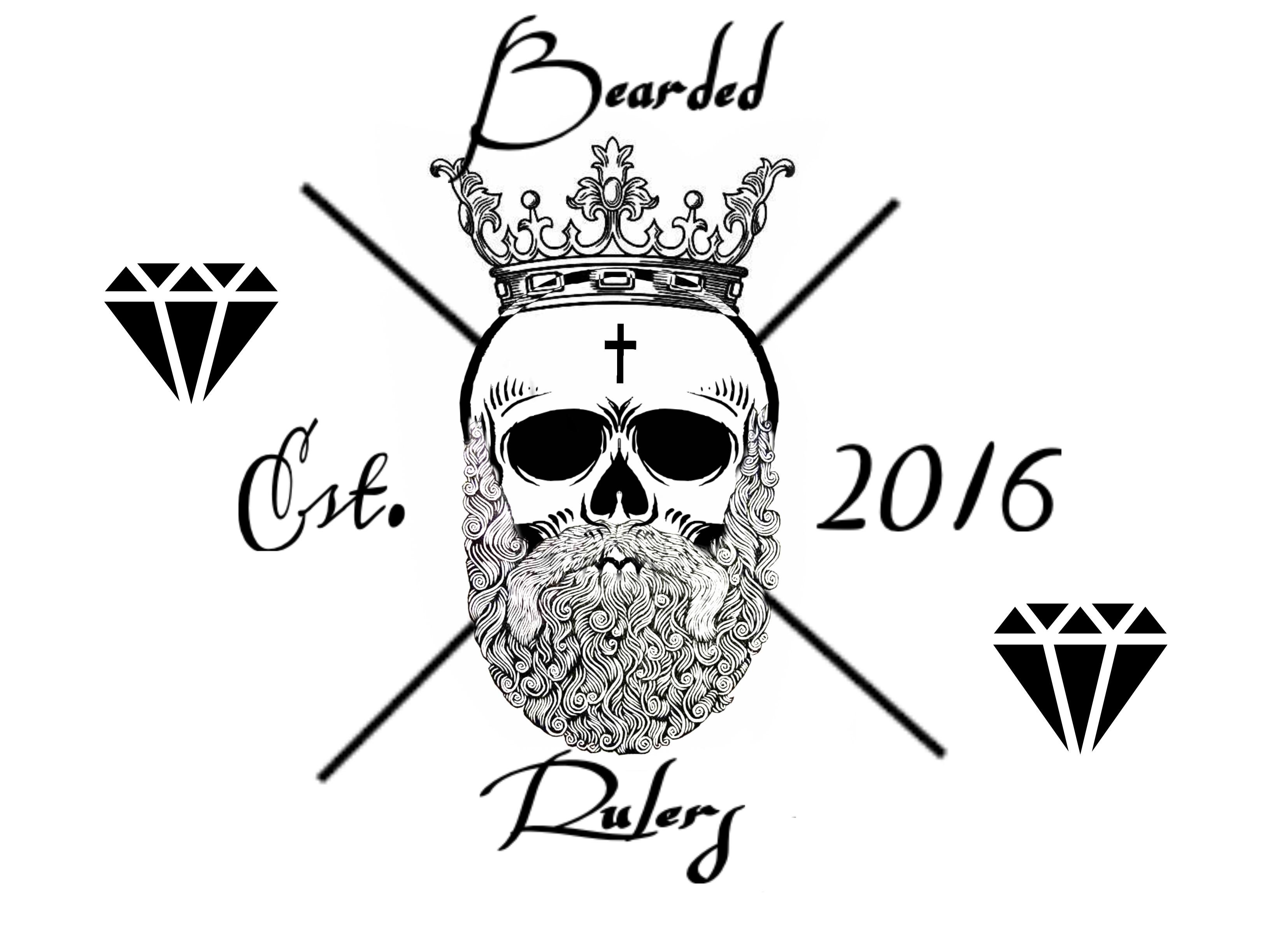 3264x2448 Beardedrulers Beard Skull Crown King Diamonds 2016