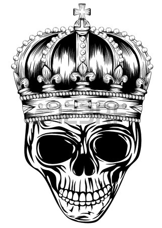 321x450 Crown Tattoo Stock Photos. Royalty Free Business Images