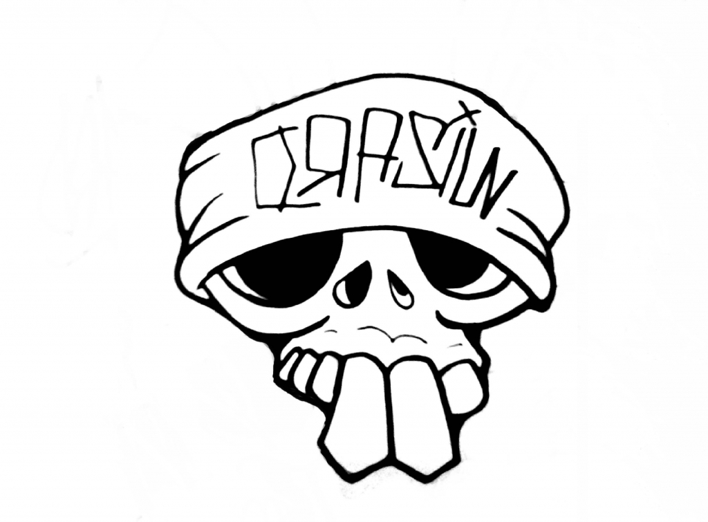 Skull Drawing Easy At Getdrawings Com Free For Personal Use Skull