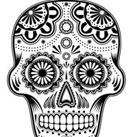 200x200 How To Create A Detailed Vector Sugar Skull