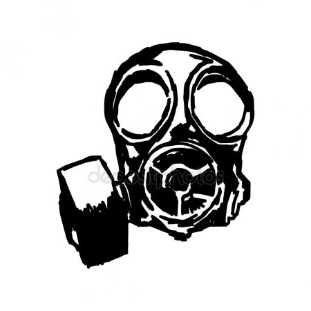 450x450 Gas Mask Stock Vectors, Royalty Free Gas Mask Illustrations