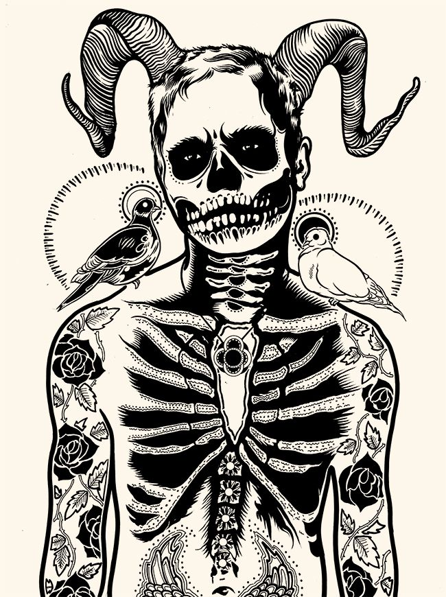 650x870 Skull Kid