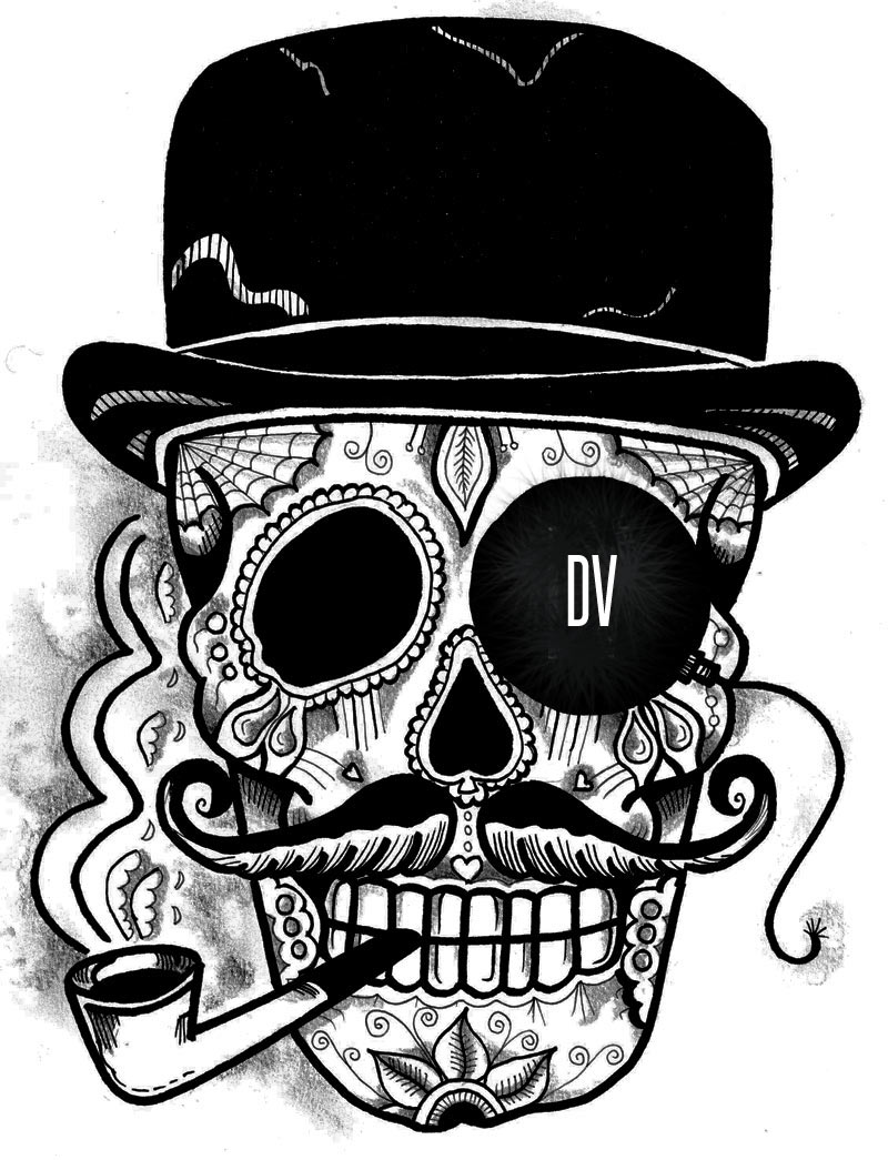 800x1045 This For The Malefemale Split Skull But With A Better Monocle
