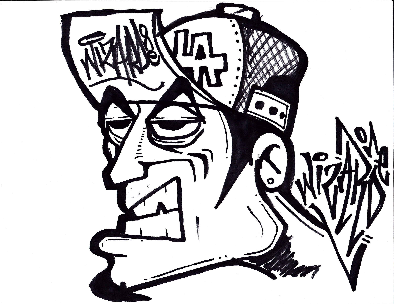 3000x2312 How To Draw A Graffiti Skull Graffiti Drawing Skull Easy Graffiti