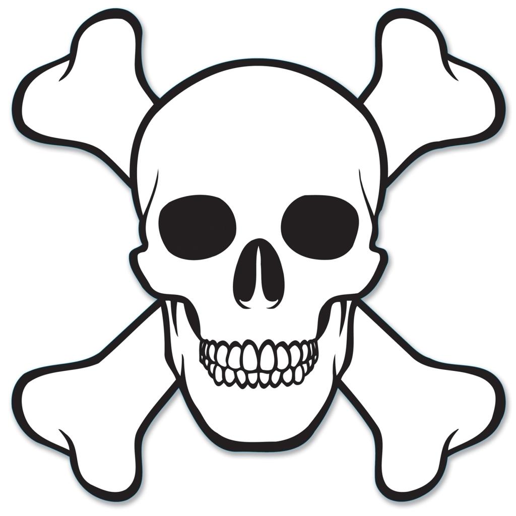 1024x1024 Easy Drawings Of Skulls Easy Drawings Of Skulls Clipartsco