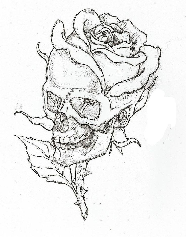736x935 50 Best Tatoo Images On Skull Tattoos, Tattoo Ideas