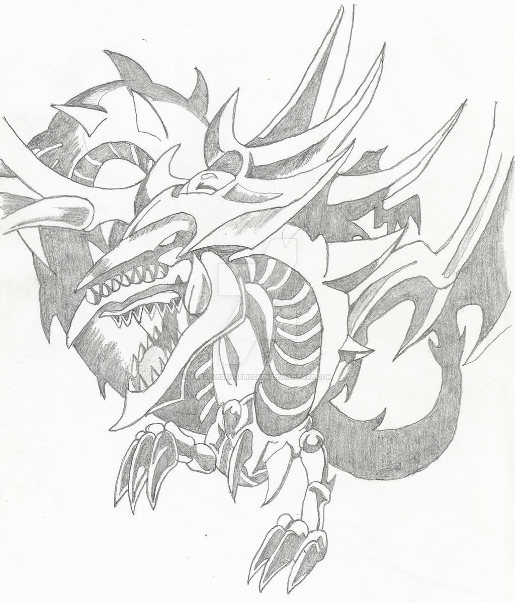 1024x1200 Slifer The Sky Dragon Drawing Slifer The Sky Dragon