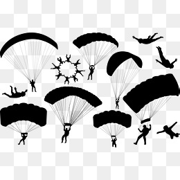 260x260 Skydiving Png, Vectors, Psd, And Icons For Free Download Pngtree