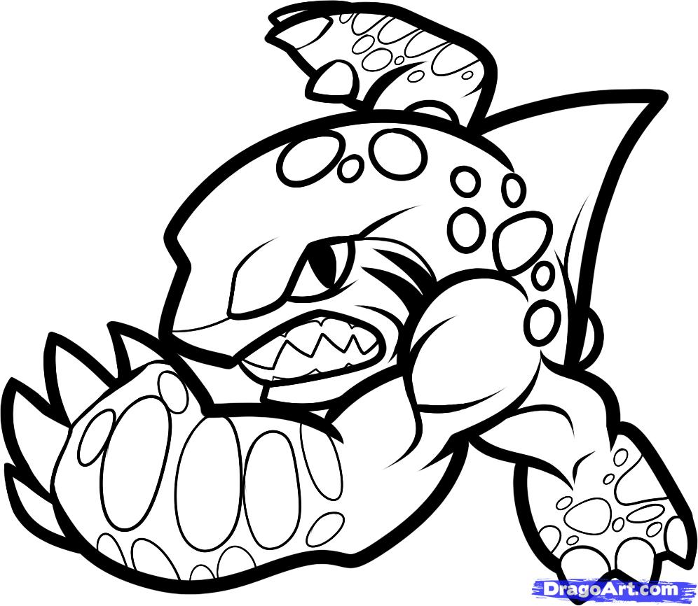 skylander drawing at getdrawings com free for personal use
