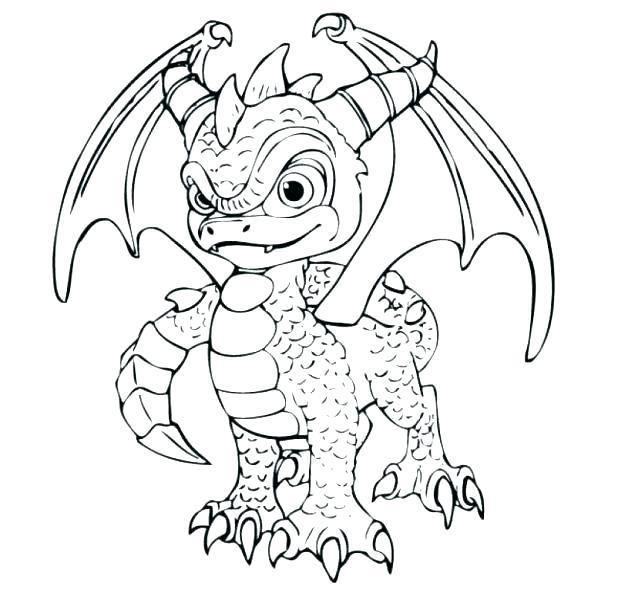 Skylander Drawing at GetDrawings | Free download