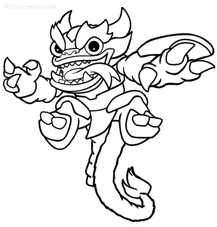 850x889 luxury printable skylanders coloring pages 39 on kids coloring