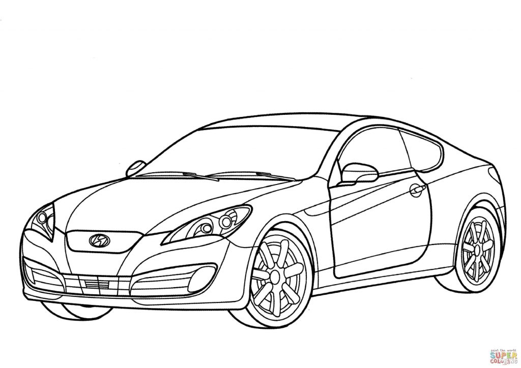 The Best Free Hyundai Drawing Images Download From 27 Free Drawings