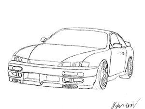 300x225 Nissan Silvia S14