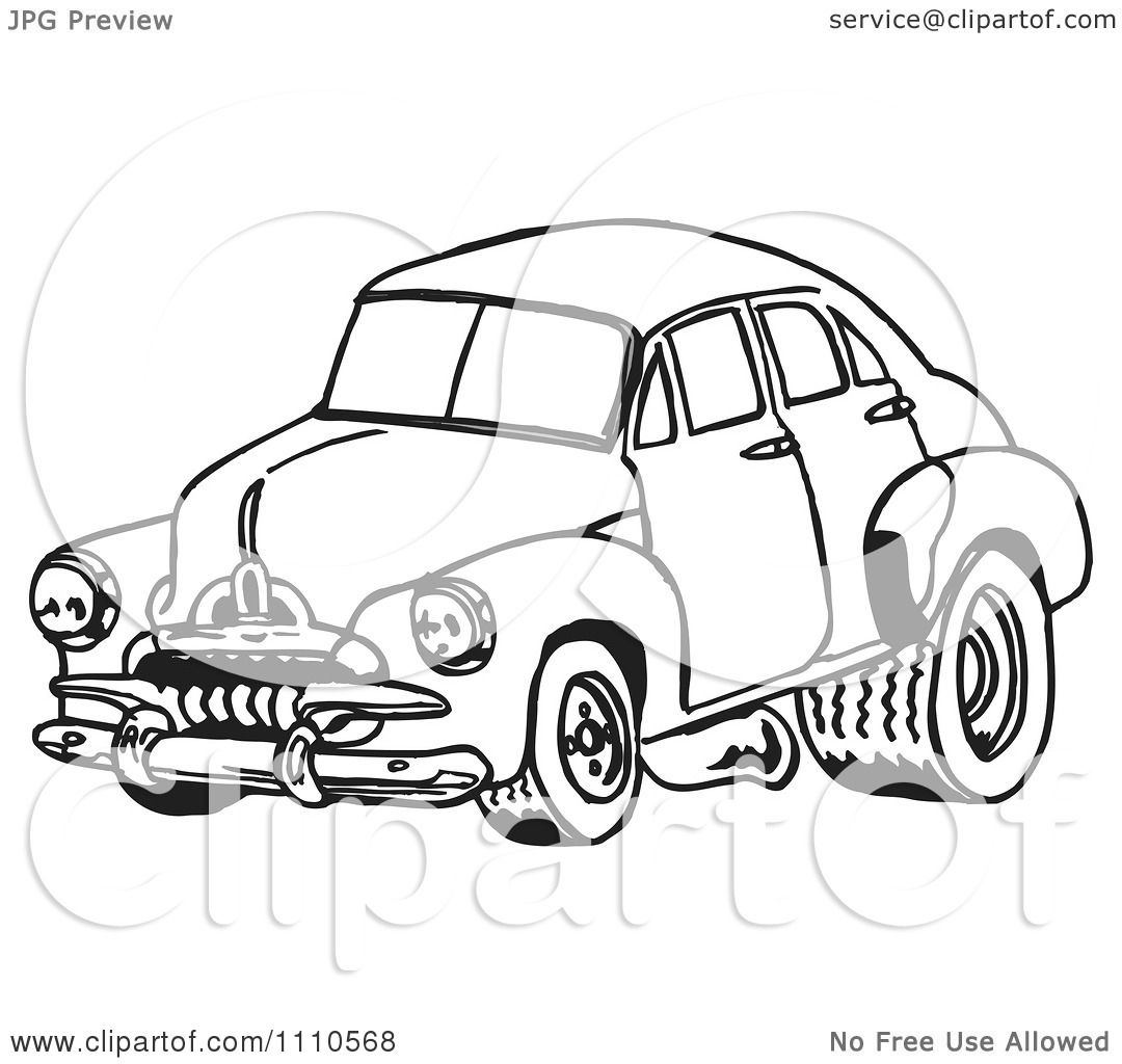 1080x1024 Clipart Black And White Racing Fj Holden Car 1