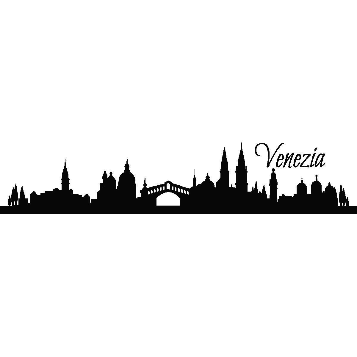 1200x1200 Venetian Skyline