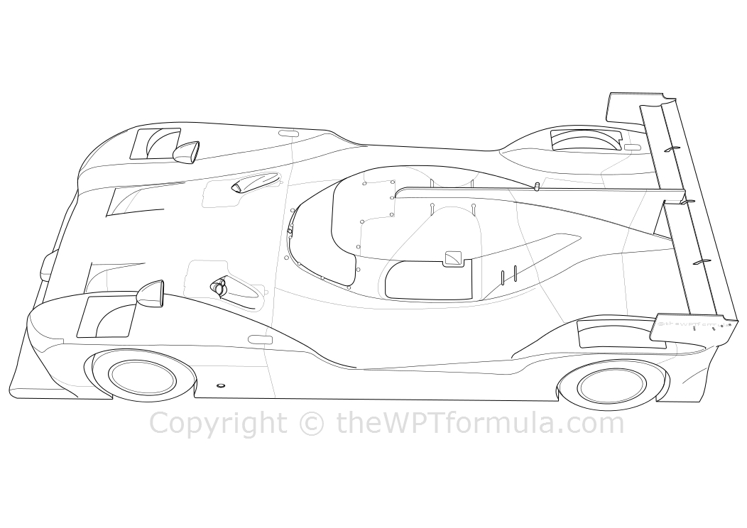 1052x744 Nissan Gtr Drawing Side View