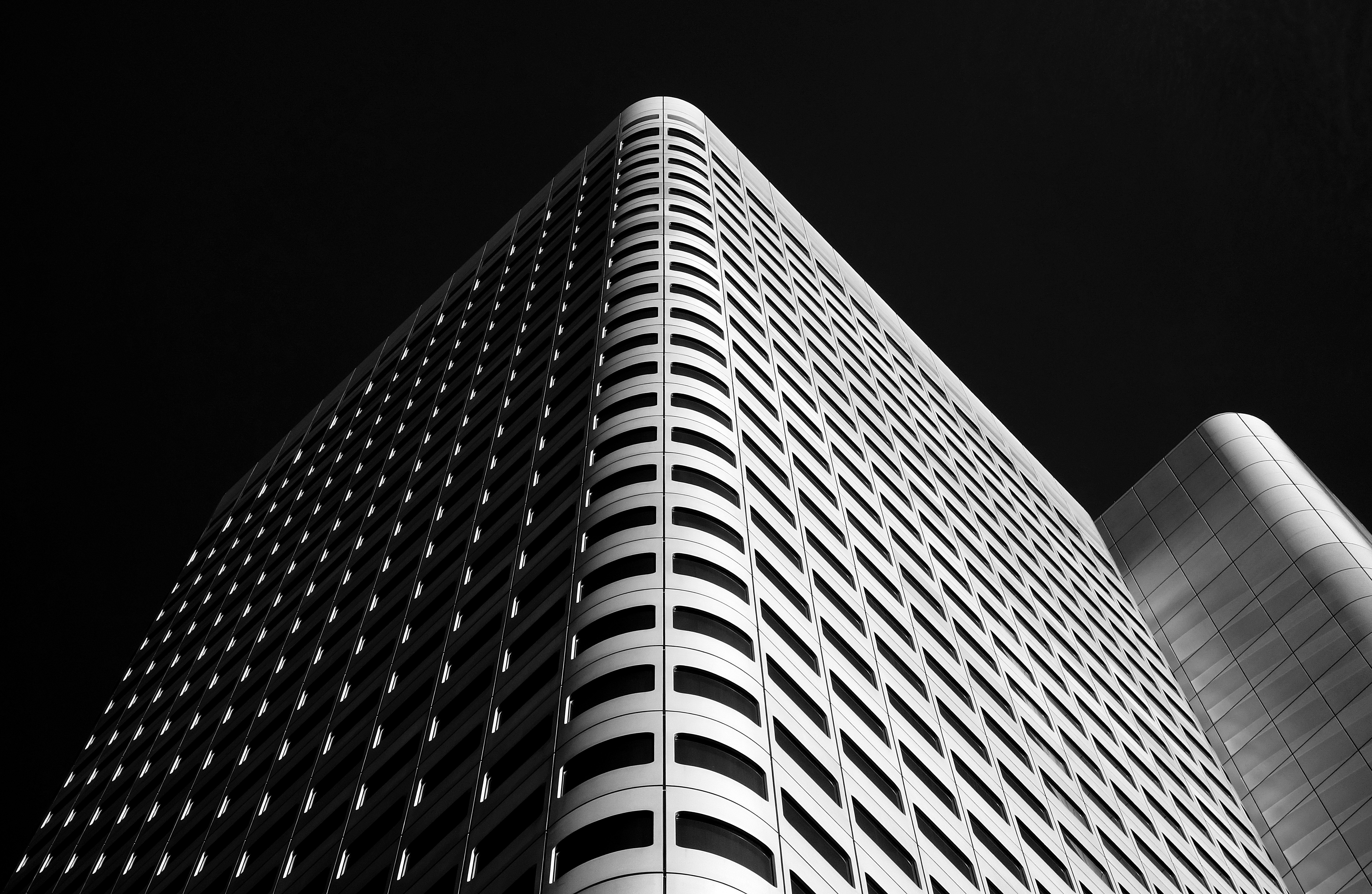 5078x3309 Free Images Black And White, Architecture, Building, Skyscraper