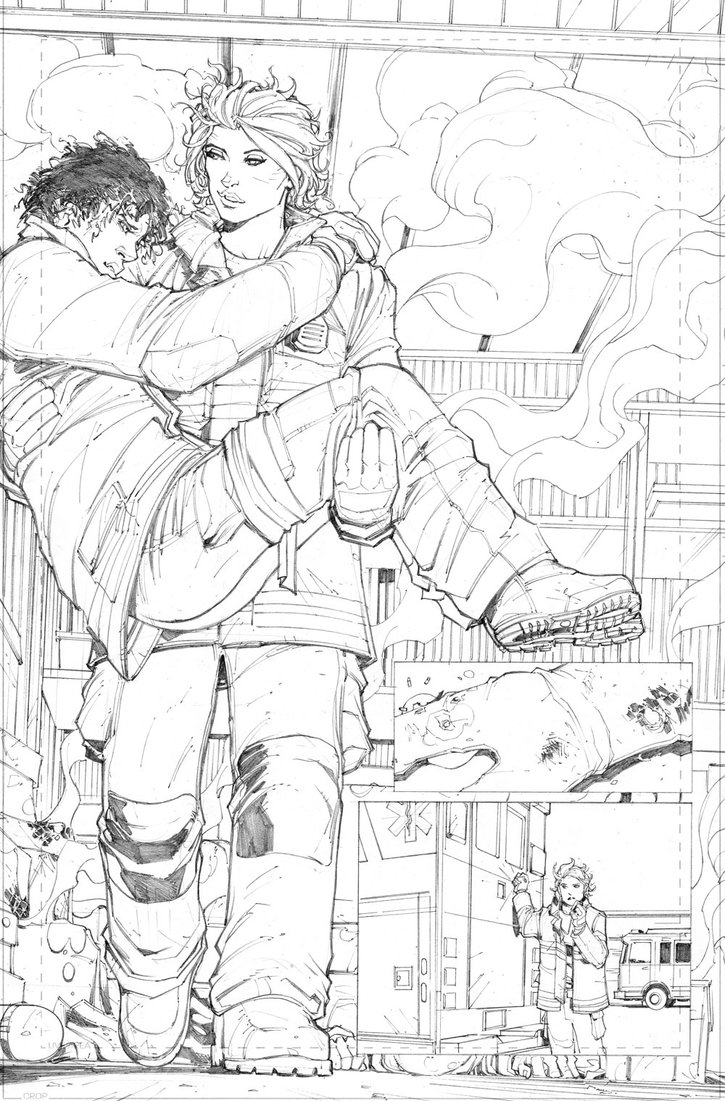 725x1101 Slash And Burn Preview Page 2 By Max Dunbar