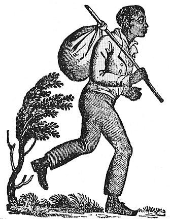 335x432 Runaway Slaves Mr. Cash Vs. Mr. Lash