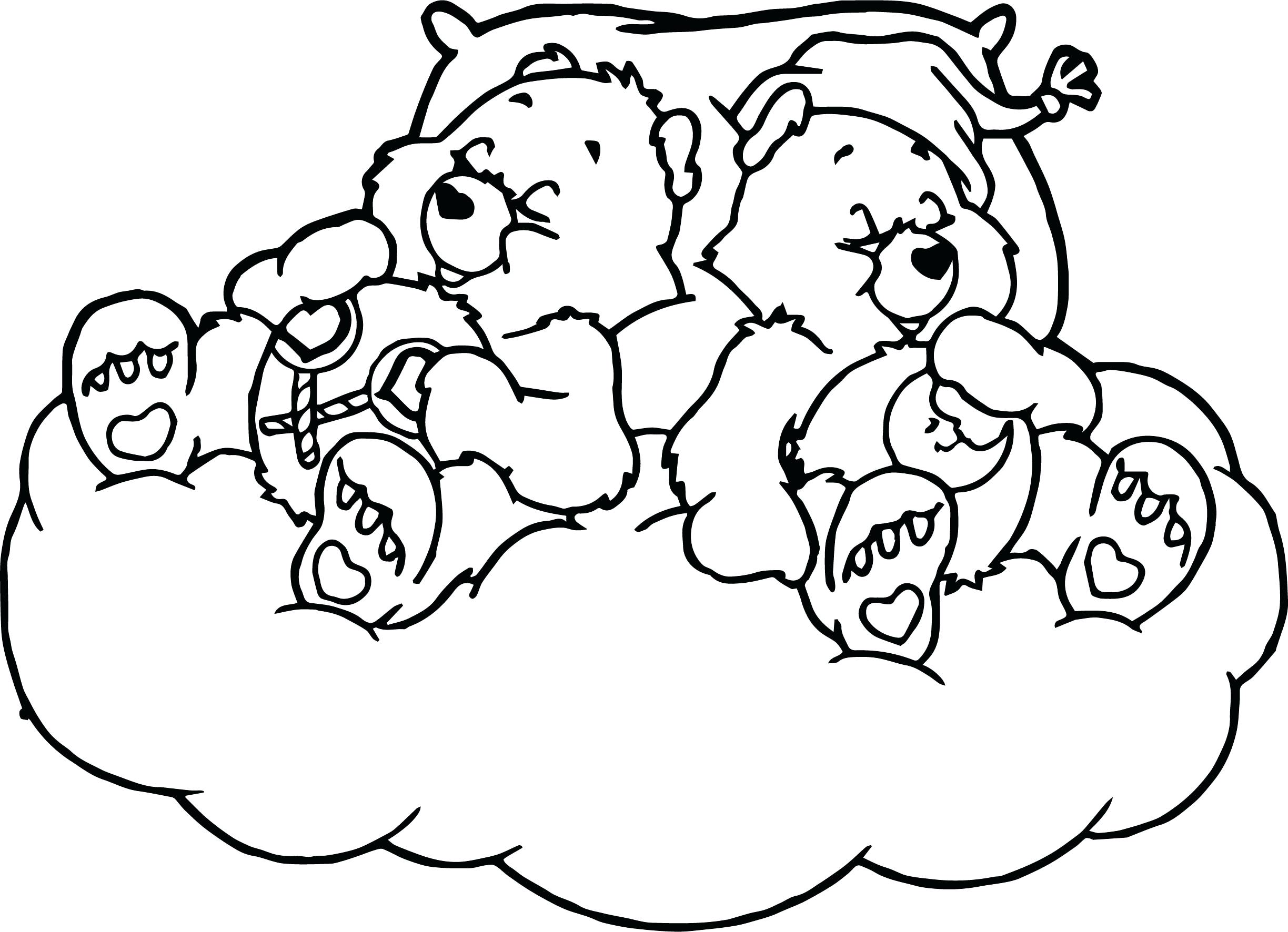 Sleeping Bear Drawing at GetDrawings.com | Free for personal use ...