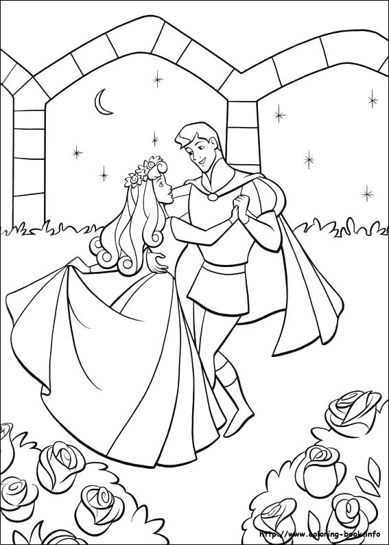 Sleeping Beauty Castle Drawing at GetDrawings.com | Free for ...
