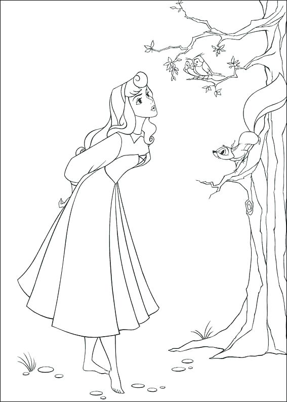 567x794 Here Are Sleeping Beauty Coloring Pages Images Sleeping Beauty