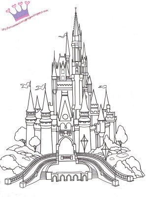 297x400 Princess Coloring Pages Print Tegninger Til At Male