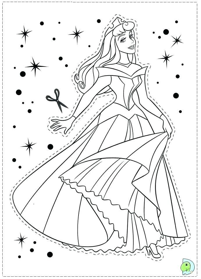 691x960 Coloring Pages Sleeping Beauty Coloring Book Sleeping Beauty