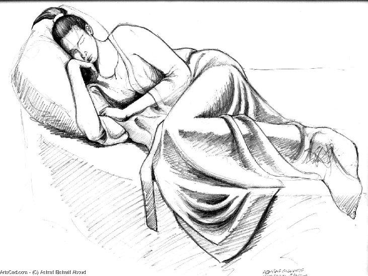 731x550 Ashraf Elsharif Aboud Gtgt Sleeping Girl