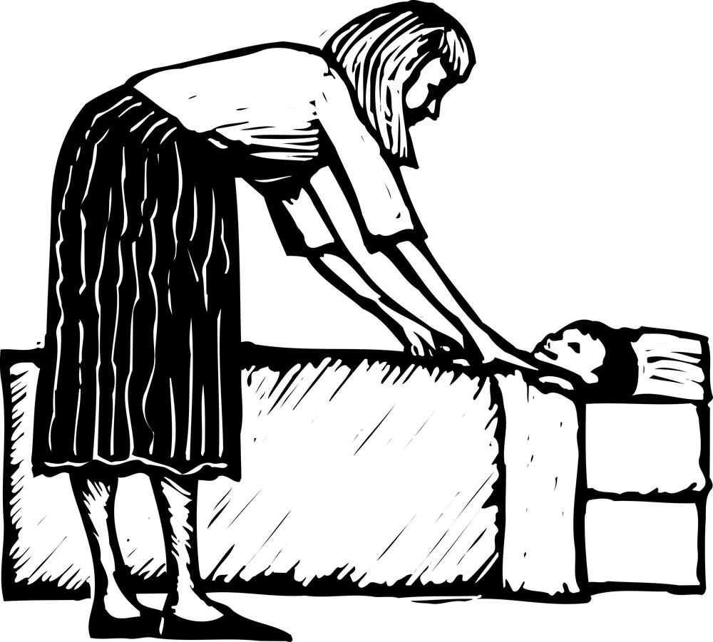 1000x901 A Mother Son Sleepover Brain, Child Magazine