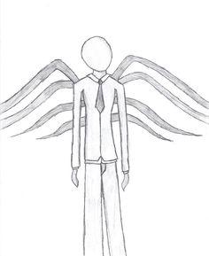 236x289 Slender Man Drawings Slender Man By Fallnangel7 Fan Art