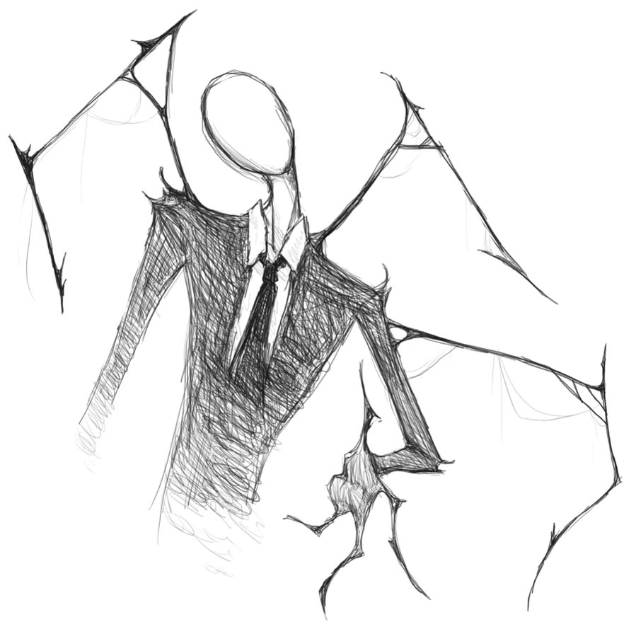 Diagram The Best Free Slenderman Drawing Images Download From 86