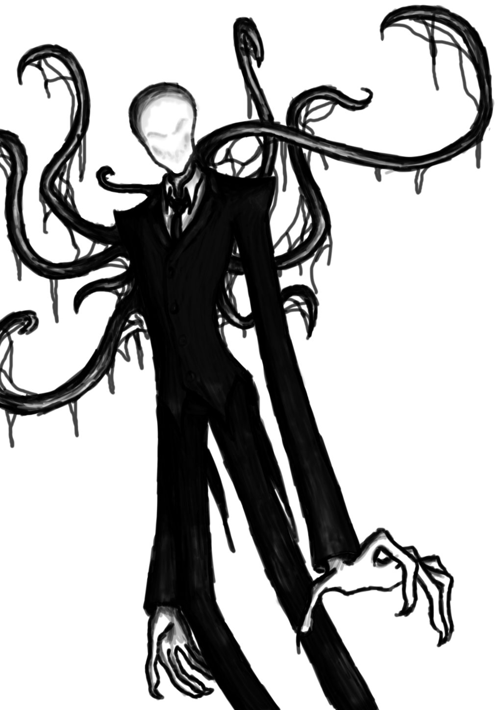 1024x1448 Easy Creepypasta Drawing Displaying 18gt Images