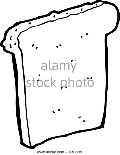 418x540 Slice Of Toast Black And White Stock Photos Amp Images
