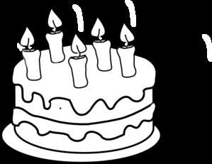 299x231 White Cake Clipart