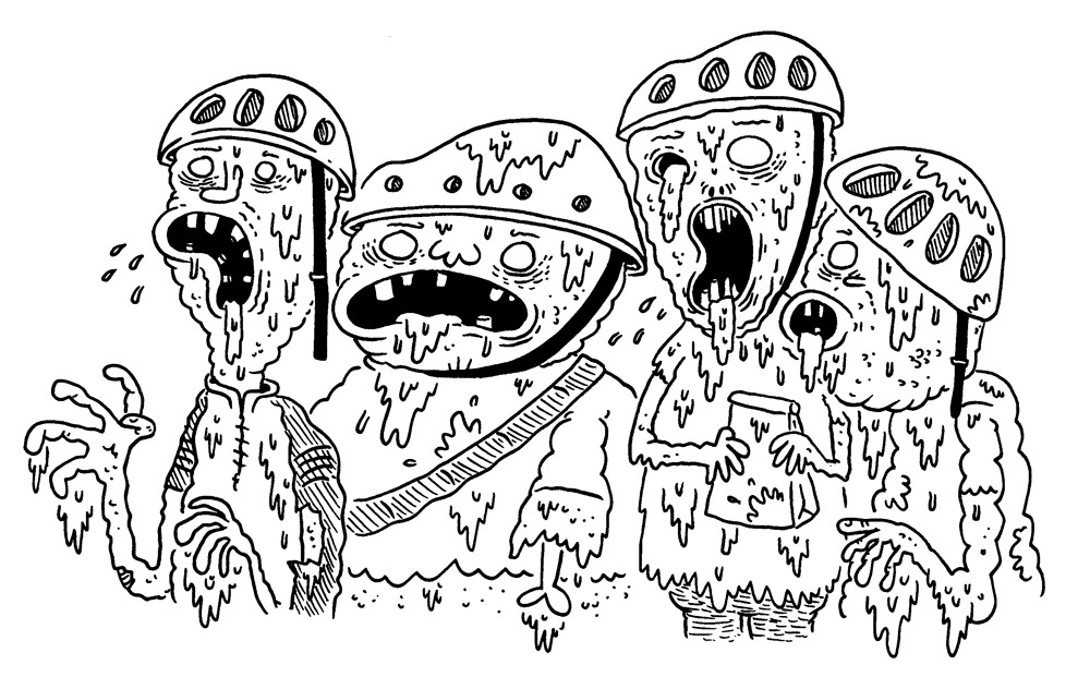 1000x632 Slime Free Coloring Lesson Coloring Pages For Kids Coloring
