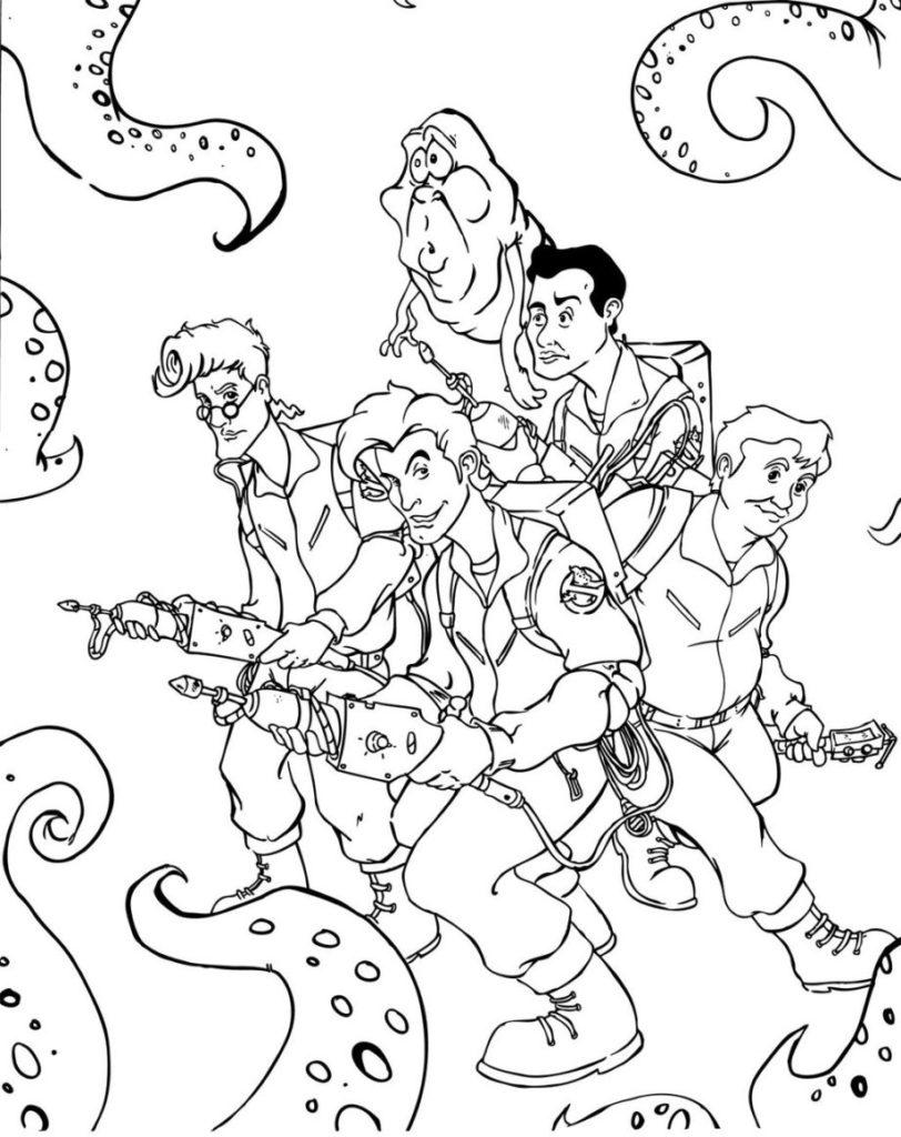 Slimer Ghostbusters Drawing at GetDrawings | Free download