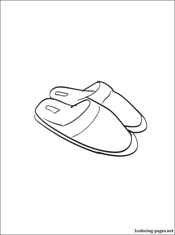 560x750 Glass Slipper Coloring Page Glass Slipper Coloring Sheet 1table.co