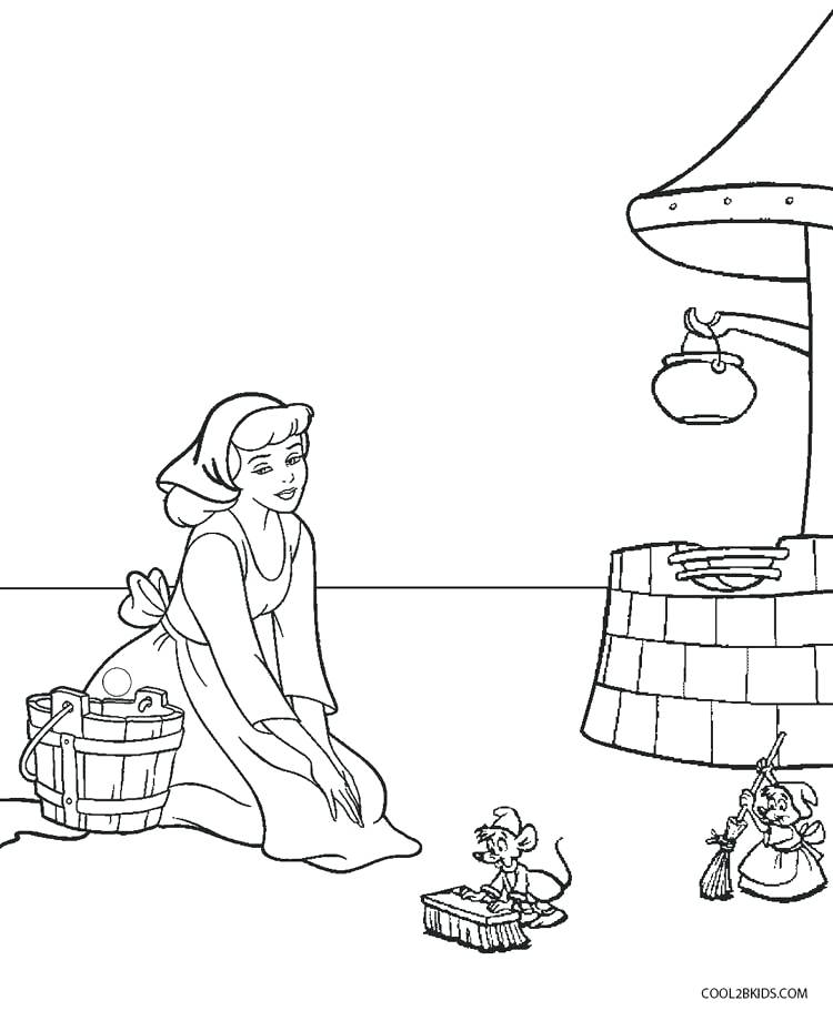 750x920 Glass Slipper Coloring Page Heels Shoe 6 Glass Slipper Coloring