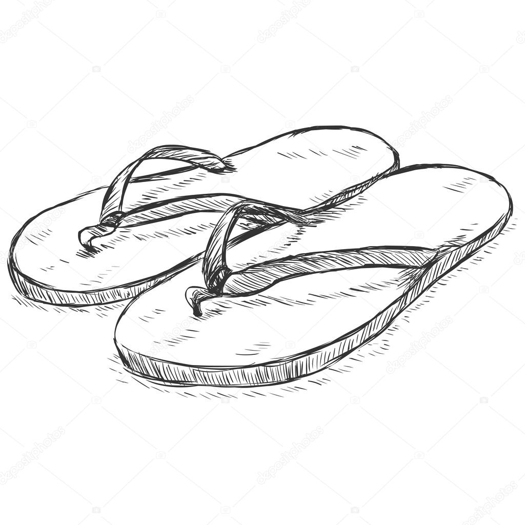 1024x1024 Slipper Stock Vectors, Royalty Free Slipper Illustrations
