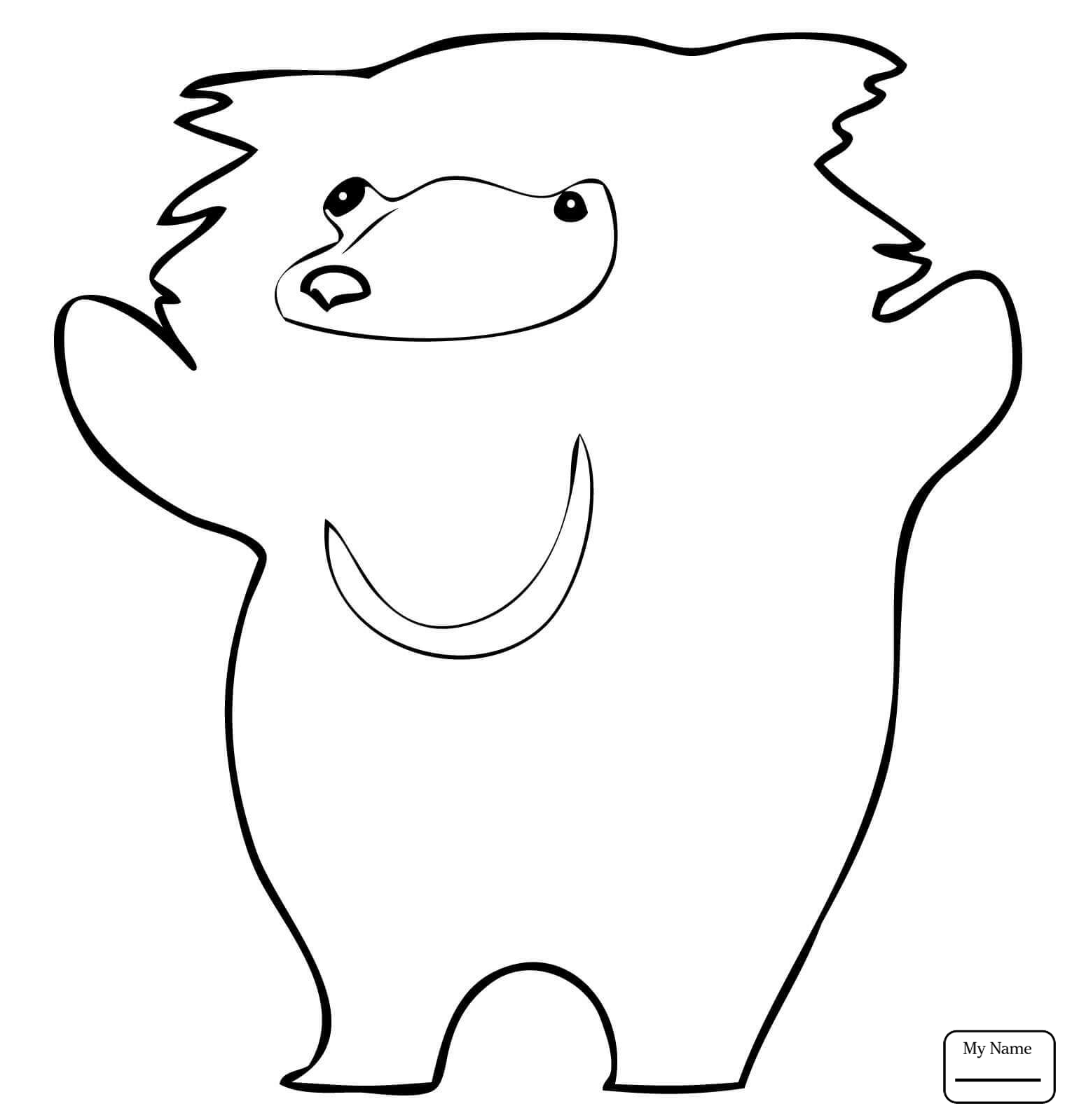Sloth Drawing Easy at GetDrawings.com | Free for personal use Sloth ...