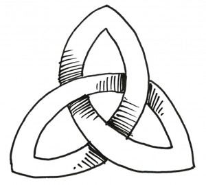 300x269 How To Draw A Celtic Knot Shoo Rayner Author