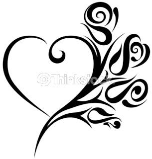 305x320 Love Heart Tattoo Designs Small Heart Tattoo Designs Tattoos