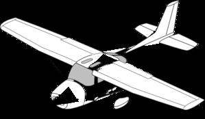 299x174 Plane White Body Clip Art