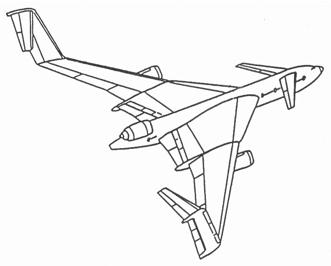 331x266 Blended Wing Body