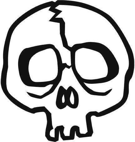 432x456 Small Skull Small Skull