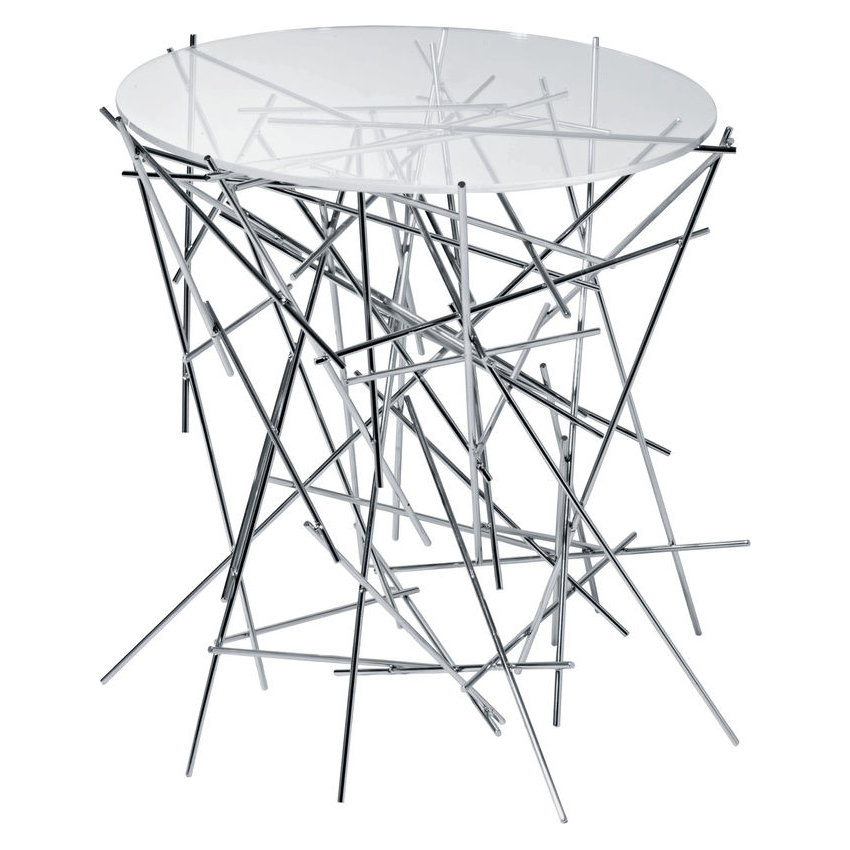 850x850 Alessi Blow Up Small Table By The Campana Brothers